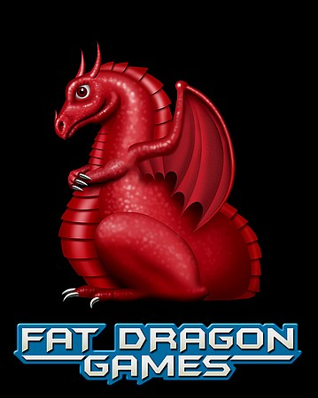 Fat Dragon Games logo