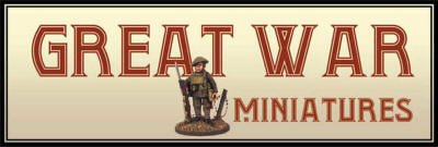 Great War Miniatures logo