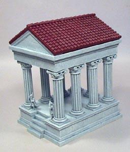 Tmp 28mm Roman Temple Amp Arch Kits At Castle Kits
