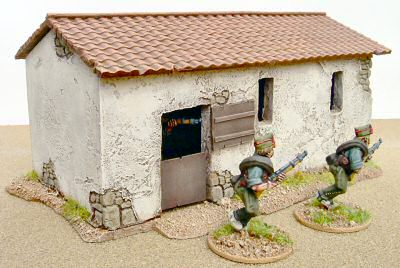 TMP] Anglian Miniatures: New 28mm Spanish Building Releases