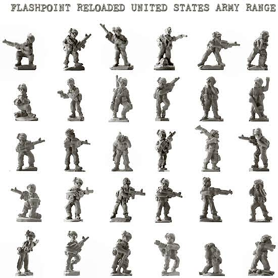 TMP] Massive Additions to Flashpoint Miniatures Range