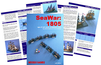 TMP] SeaWar: 1805 Launched at Wargaming Online
