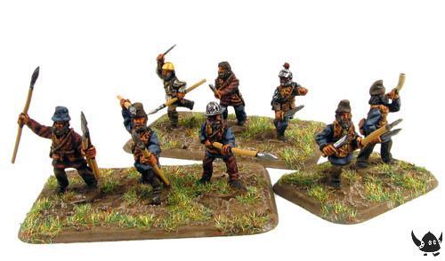 "[TMP] ""Spanish Mercenary Mayhem!"" Eureka Release 15mm ...  [TMP] ""Spa..."