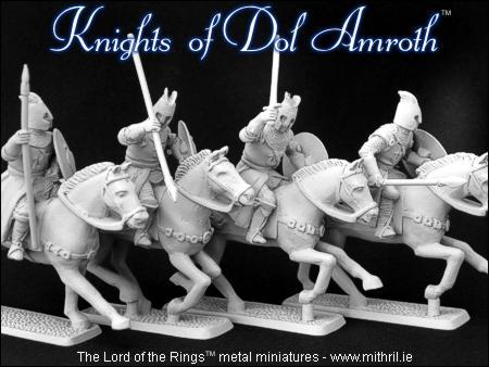 metal LOTR Lord of the Rings FIEFDOMS