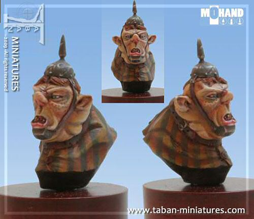 TMP] New Busts from Taban Miniatures