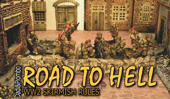 TMP] Road to Hell Free WWII Skirmish Rules Available