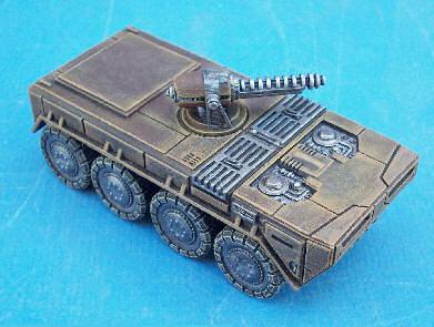 Lion Heavy Attack Transport
