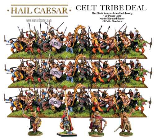 Ancient Celts: Fanatic Pack