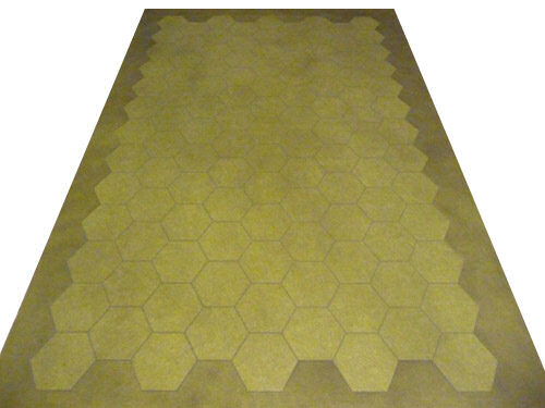 Tmp Command Game Mat With 4 Inch Hexes Now Available