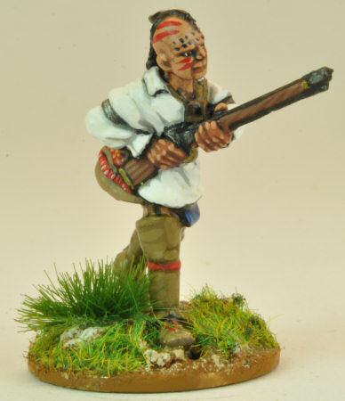 Muskets and Tomahawks figure