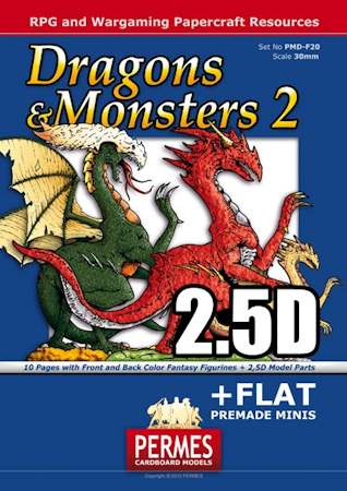 Dragons & Monsters 2
