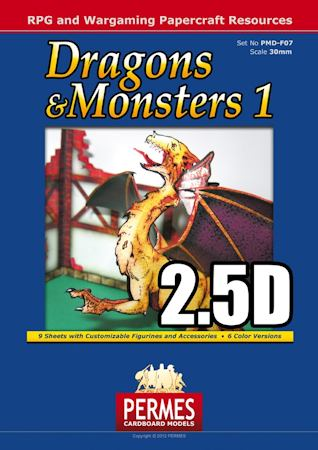 Dragons & Monsters 1