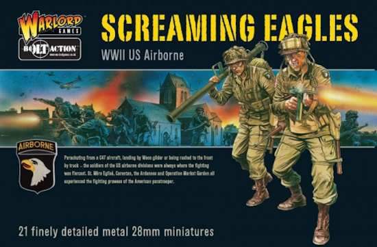 Screaming Eagles