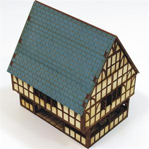 4Ground Tudor building