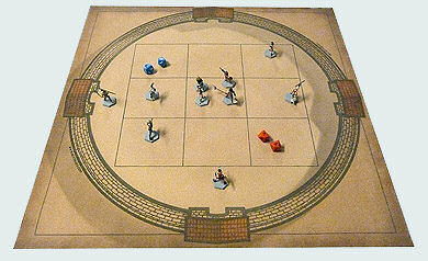 gladiator wargame rules