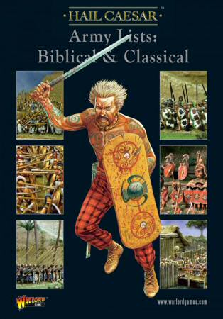 Hail Caesar army lists: Biblical & Classical