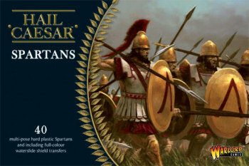 Spartans boxed set