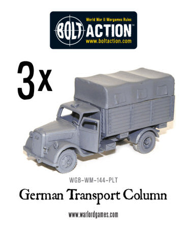 German Trucks