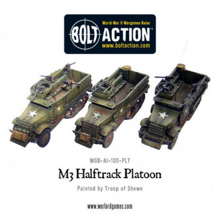 M3 halftracks