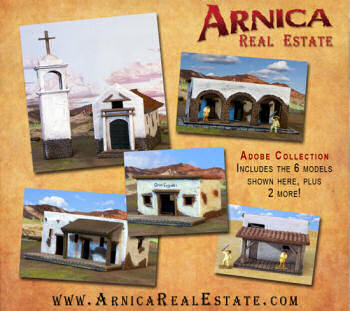 Arnica Adobe Buildings