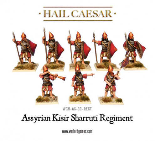 Kisir Sharruti spearmen