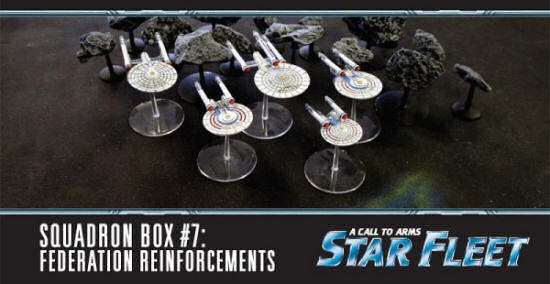 Federation Reinforcements