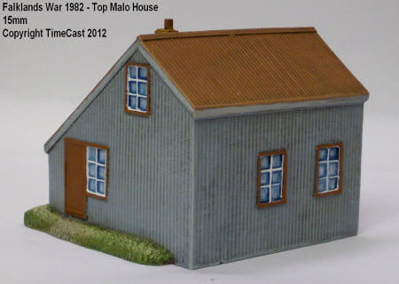 15mm scale Top Malo House