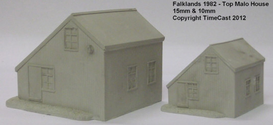 Top Malo House 15mm and 10mm