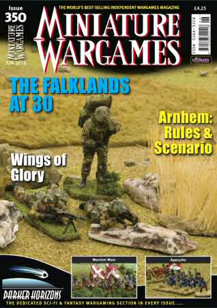 TMP] Miniature Wargames Issue 350 Now Available