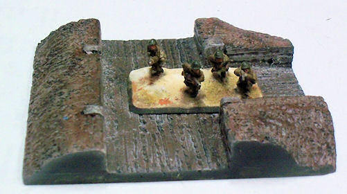 15mm T Trench Section