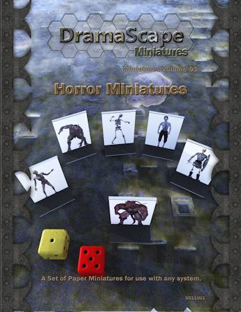 Horror Miniatures