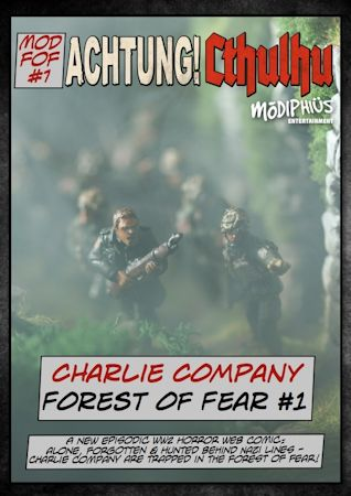 Achtung! Cthulhu – Forest of Fear #1