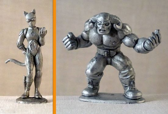 Shadowrun Troll Physical Adept Conversion