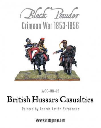 Hussar casualties