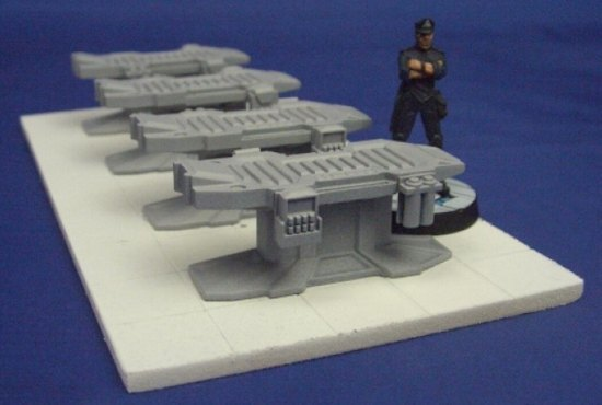 Tmp New G O T Scenery For 28mm Sci Fi Gamers