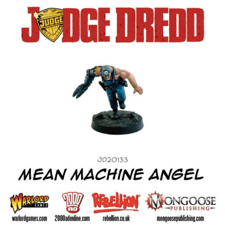 Mean Machine Angel