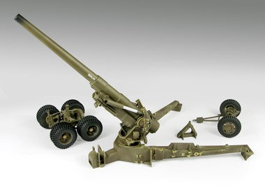 M59 155mm 'Long Tom'