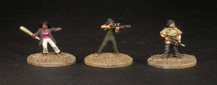 Survivors Set 2