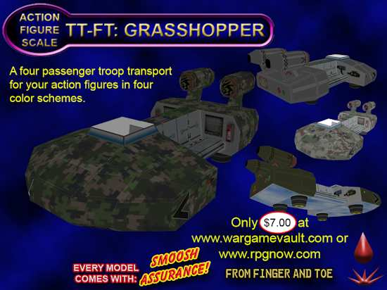 Grasshopper box art