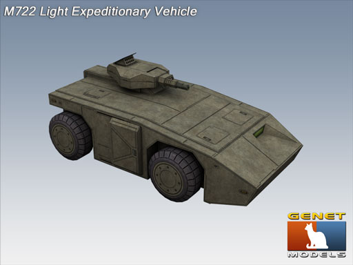 M722 Light Utility Vehicle