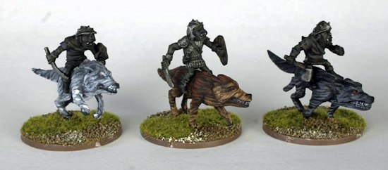 Orc Pit-Wolf Riders