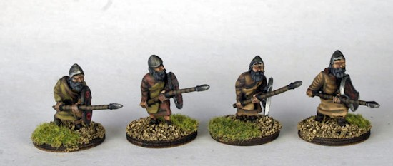Evil Men of the East Spearmen