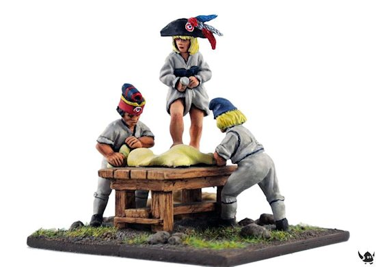 Tmp Eureka Releases 28mm Wars Of The French Revolution