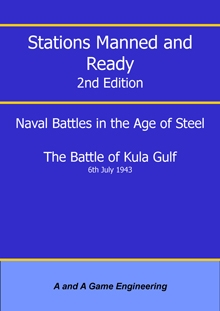 Battle of Kula Gulf