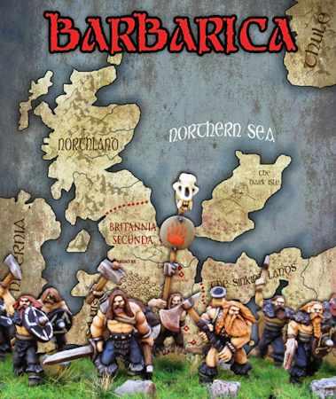 15mm Barbarica Fantasy  Copplestone Castings