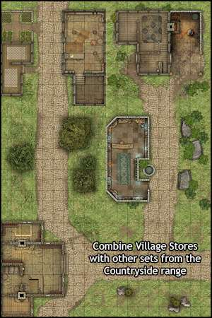 Tmp Geomorphs Village Stores Available
