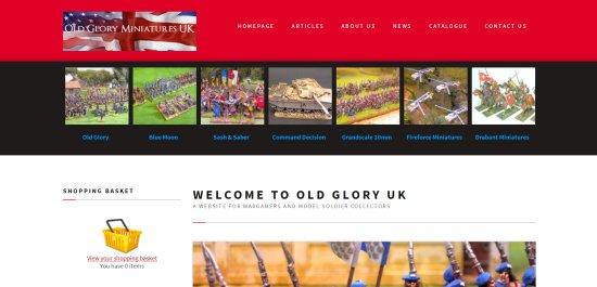 tmp new old glory uk website now live. Black Bedroom Furniture Sets. Home Design Ideas