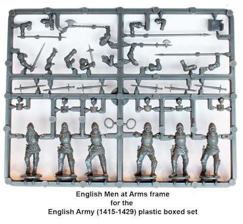 Men at Arms Frame