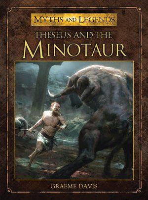 MINOTAUR THE AND THESEUS