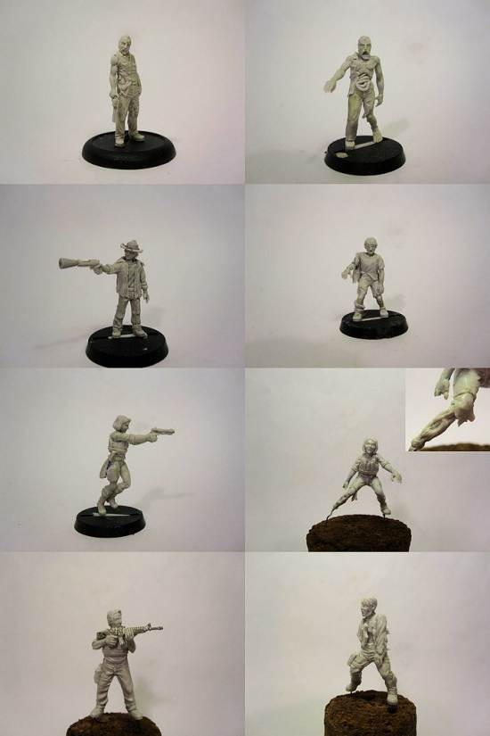 Wave 1 Miniatures